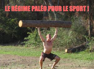 Le régime paléolithique pour les sportifs