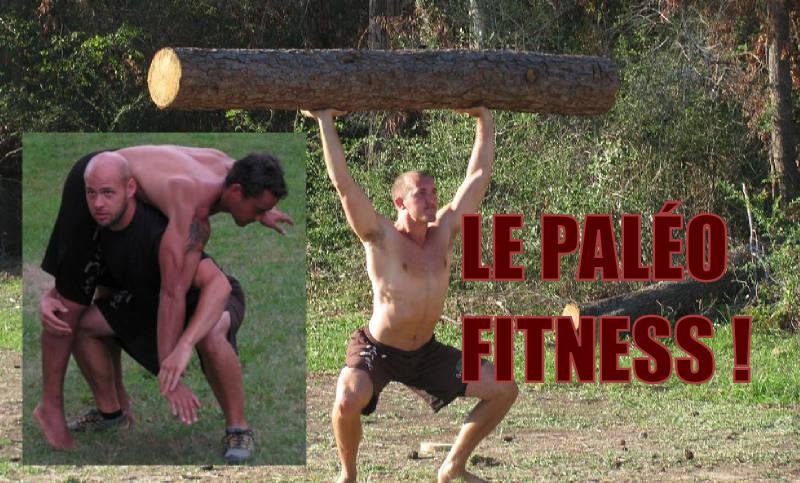 Movnat, crossfit et paléo fitness
